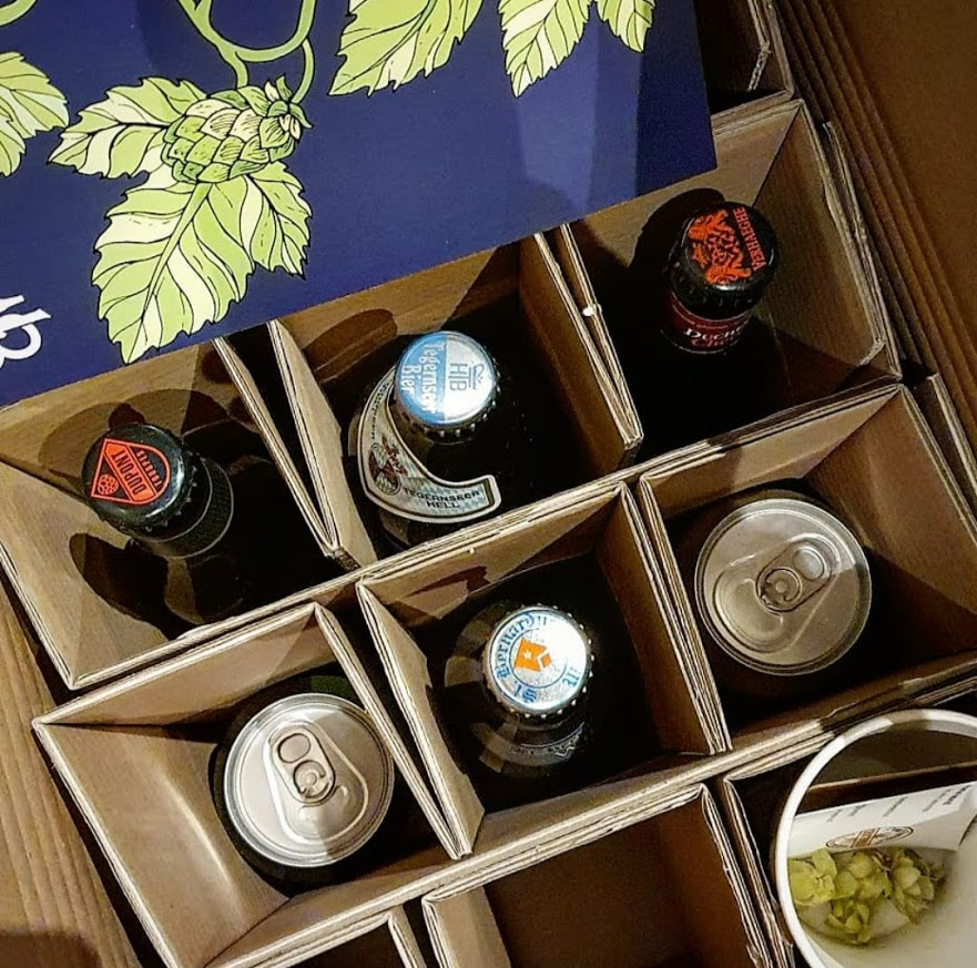 Beer Discovery Box
